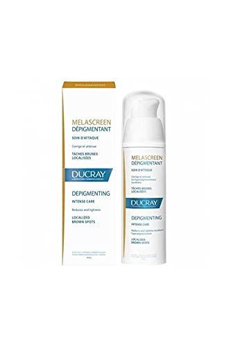 Ducray 1524782 MELASCREEN Crema Despigmentente 30 ml, Negro