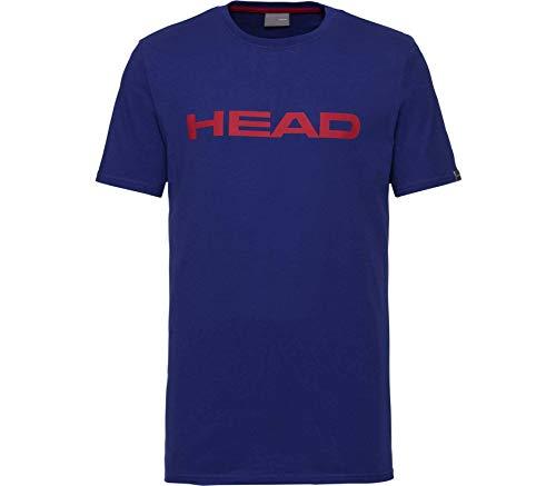 HEAD - Club Ivan Hommes Tennis Chemise (Bleu)