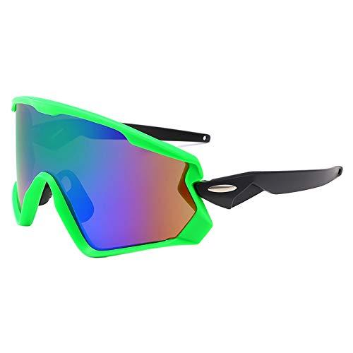 ZKAMUYLC Fietsbril 2019 Mannen Fietsbril Mountain Road Fiets Sport Zonnebril Vrouwen Fietsen Oogkleding Winproof Goggle