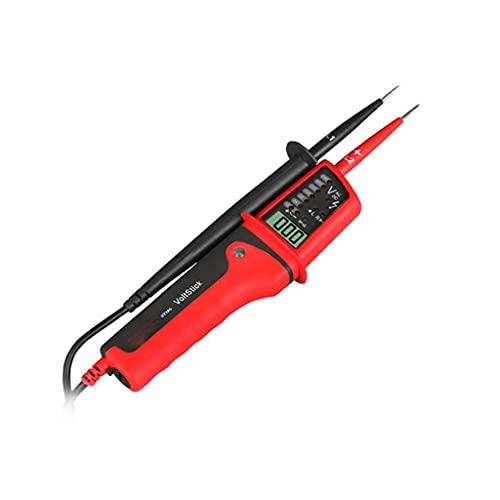 YUTRD ZCJUX Detector de Voltaje multímetro Digital a Prueba de Agua 24 V ~ 690 V CA/CC probador de Voltaje bolígrafo eléctrico Giratorio de Fase