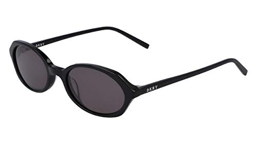 DKNY DK501S Gafas de sol, Black, 55 MM, 19 MM, 135 MM para Mujer