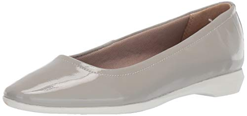 Top 10 best selling list for grey patent leather flat shoes