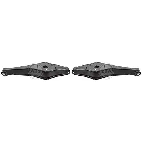 Kit Bracci oscillanti Destro + Sinistro sospensione ruota Posteriore ECP Acciaio, L1/ L2: 635 mm, Braccio trasversale oscillante 9145375178679