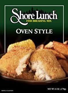 Shore Lunch Mix Oven Style 3 Pack