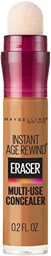 Maybelline Instant Age Rewind Eraser Dark Circles Treatment Multi-Use Concealer, Tan, 0.2 Fl Oz (Pack of 1)