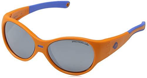 Julbo Puzzle   Gafas de sol para bebé, color naranja y azul, talla del fabricante: 3 – 5 años