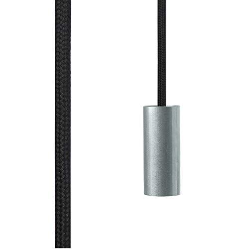 Nud Collection MFOTT09 Foil Support de Lampe Aluminium Corbeau