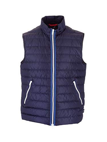 Luxury Fashion | Fay Heren NAM30400190PFW458G Donkerblauw Polyamide Gilets | Lente-zomer 20
