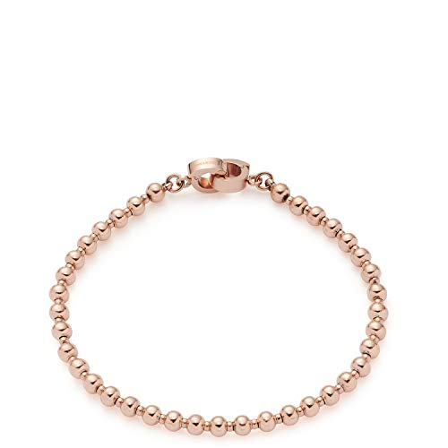 Leonardo Jewels Armband roségold Nohra Clip&Mix - Gold, Edelstahl