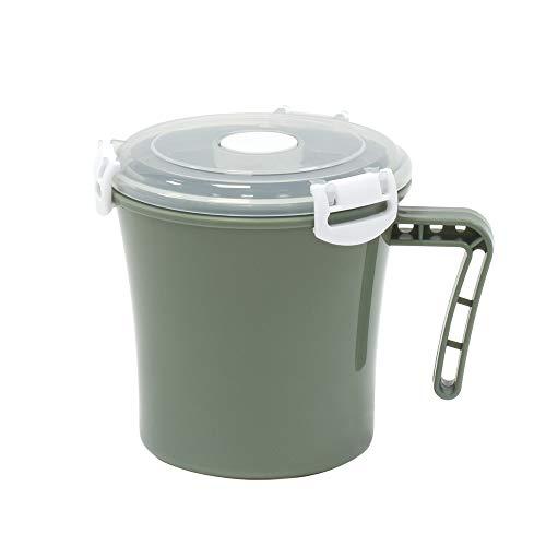 ProCook Mikrowellen Suppenbecher - Suppentasse - 650 ml - Suppenschüssel - für die Mikrowelle
