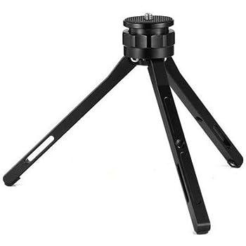 福丸電工 卓上三脚 MT-01 カメラ ジンバル スタビライザー GoPro 撮影用 ミニ三脚 小型 軽量 ミニポータブル三脚 アルミ製 最大荷重30KG