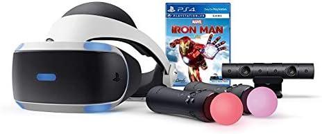 PlayStation VR Marvel s Iron Man Bundle product image