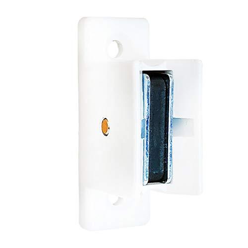 DIWARO.® | Magnet-Kurbelhalter | für 12-17 mm Kurbeln | Kunststoff | weiß | Rolllade, Jalousie, Rollo