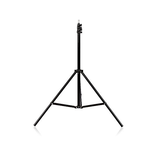 "75""/6 Feet/190CM Photography Tripod Light Stands for Studio Kits,Video, Lights, Softboxes, Reflectors,Umbrellas, Backgrounds"