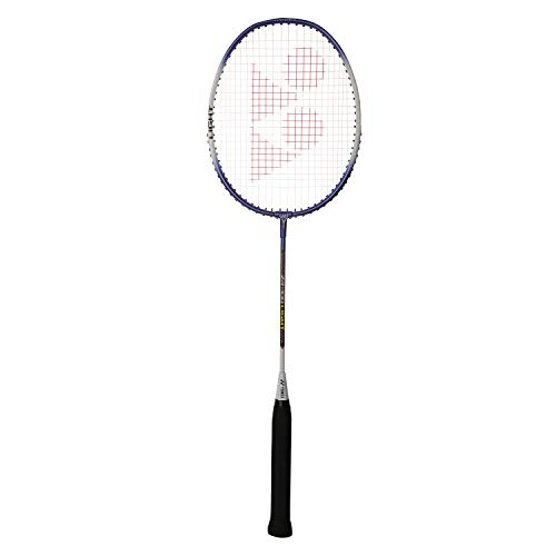 Yonex ZR100LIGHT Aluminum Badminton Racquet with Full Cover (Dark Blue)