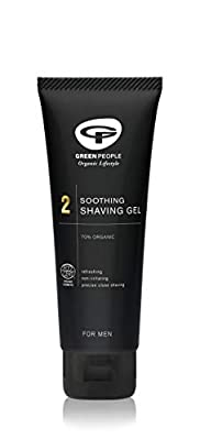 Green People For Men No. 2 Soothing Shaving Gel - 100ml