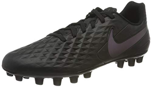 Nike Unisex Legend 8 Academy AG Football Shoe, Schwarz, 41 EU