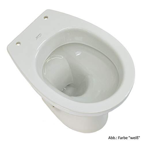Keramag Stand-Tiefspül-WC Renova Nr. 1, Abgang waagerecht, weiß, 211000000