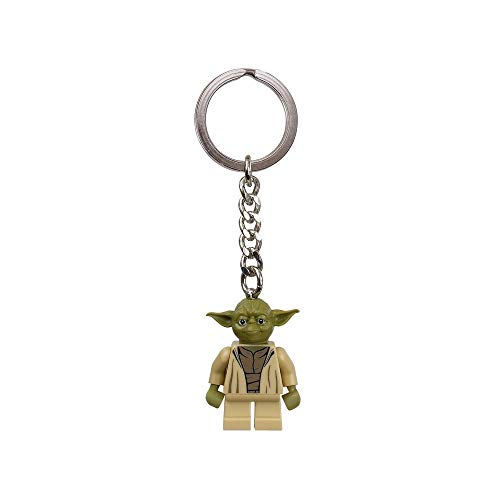 LEGO Star Wars Yoda Key Chain Juego de construcción - Juegos de construcción (6 año(s))