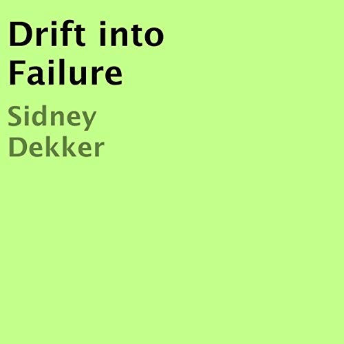 Drift into Failure cover art