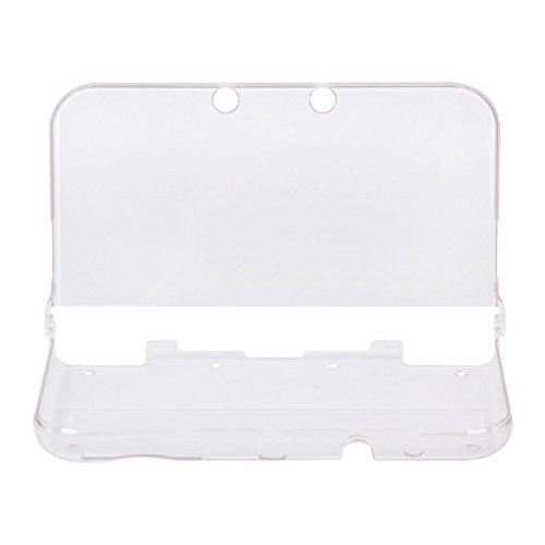 SODIAL(R) Etui de Protection en Plastique pour New 3DS LL/XL - transparent