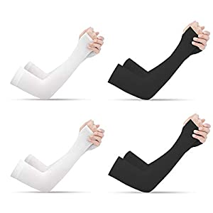 Compression Sleeves, These are both  Arm Coolers and Warmers for Men Women Youth for Rugby union, Cycling Lawn Bowls and Sports