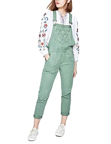 Pepe Jeans Damen Jumpsuit Explorer Khaki S