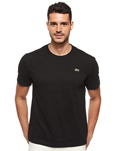 Lacoste - Th7618 Sport T-Shirt Uomo, X-Large (Herstellergröße : 6), Nero (Noir)