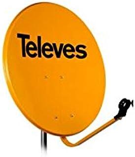 Televes 7535 - Antena parabolica off-set hierro disco 650 ...