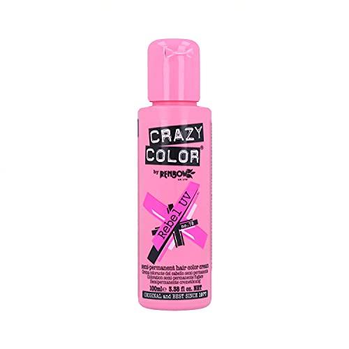 Crazy Color Hair Dye 100ml - Rebel UV