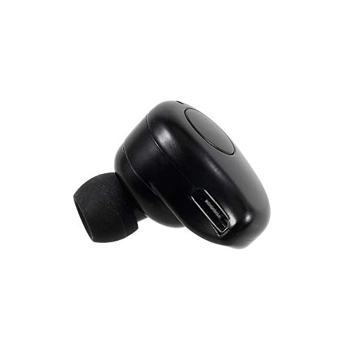Mini auriculares Bluetooth estéreo inalámbricos para Samsung Huawei etc. - Color negro