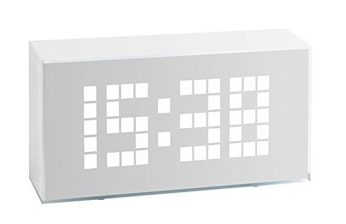 TFA 60.2012 Time Block digitale wekker met lichtgevende cijfers