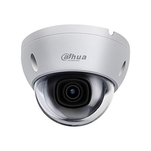 Dahua 8MP 4K Starlight IR Dome Network Camera IPC-HDBW2831E-S-S2, 2.8mm Fixed Lens, 30m IR,Supports max. 256 GB Micro SD Card,H.265,POE,Onvif,Original English Version