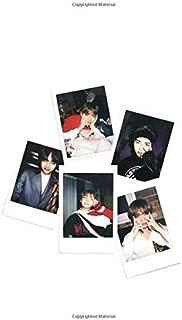 BTS 'Taehyung' Polaroid Journal