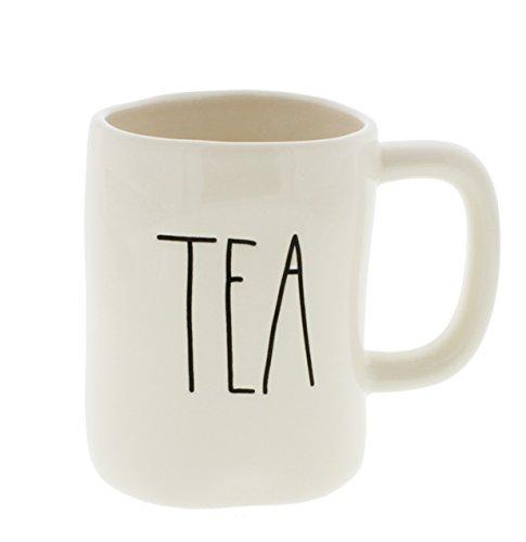 Rae Dunn by Magenta TEA Ceramic LL Coffee Mug