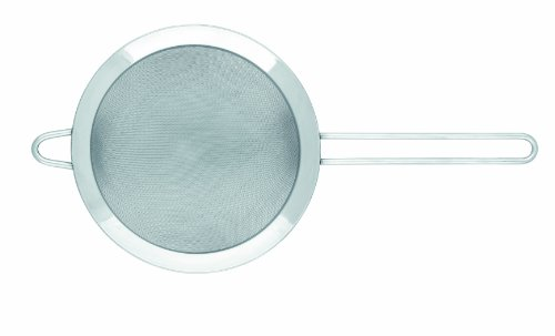 Brabantia 182648 Passoire Rond Inox Brillant Diamètre 180 mm