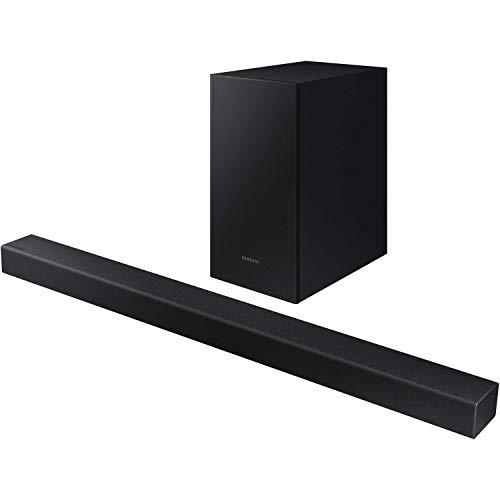SAMSUNG HW-T450 200W 2.1-Channel Soundbar System with Subwoofer, Bluetooth - (Renewed)