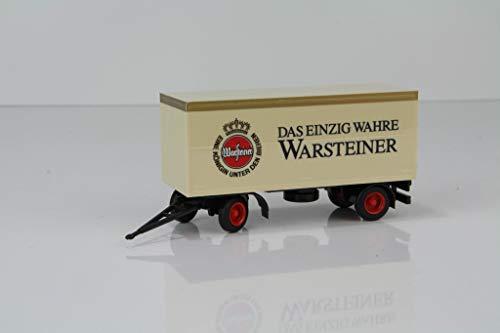 AWM Getränkekofferanhänger Das einzig wahre Warsteiner /AW1298