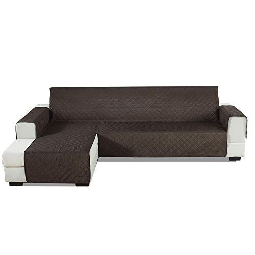 PETCUTE Funda Sofa Chaise Longue Acolchada Protector de sof�