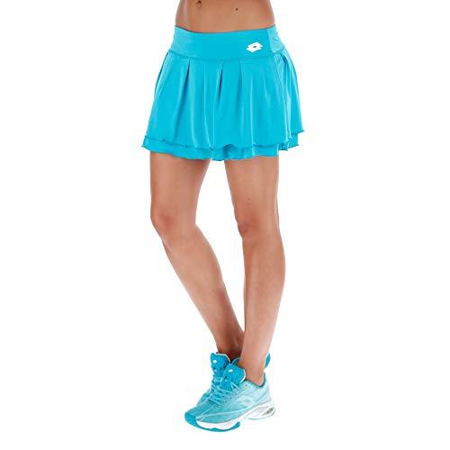 Lotto Damen, Tech PL Rock Blau, Weiß, XL Oberbekleidung