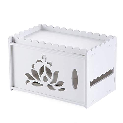 Shanxia Außergewöhnliche Handpapier-Box, Toilettenpapier-Box, Toilettenpapier-Box, wasserdicht, für Zuhause, Kunststoff PVC, 29300, Einheitsgröße