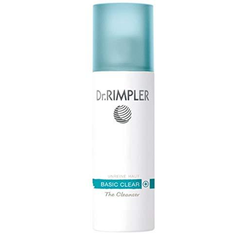 """Dr. Rimpler Gesicht-Reinigungsgel, ölfrei I Waschgel bei unreiner Haut I Reinigungsschaum\""""Basic Clear+\"""", vegan 200ml"""