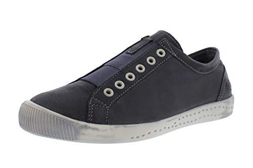 Softinos IRIT - Zapatillas deportivas para mujer, color Azul, talla 41 EU