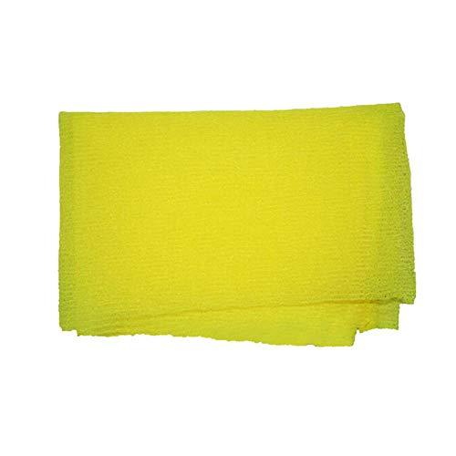 Gbcyp 3 stuks nylon wash closh badhanddoek schoonheid lichaam huid peeling douche badkamer badhanddoek