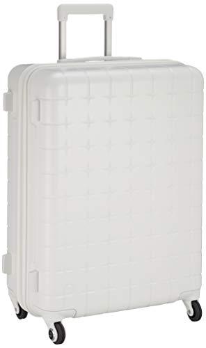 [プロテカ] スーツケース 日本製 360T ホワイトエディション 抗菌/抗ウィルスキャスター ストッパー付 限定内装 63L 60 cm 3.9kg ホワイト