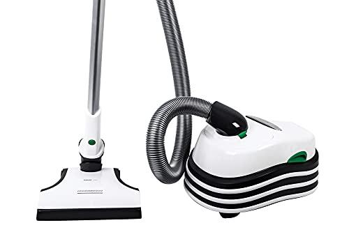 Vorwerk Kobold VT 300 + EB 400 – Kobold VT300 – Dispositivo guía del distribuidor especializado con 2 años de garantía – Top estado – El aspirador es adecuado para alérgicos