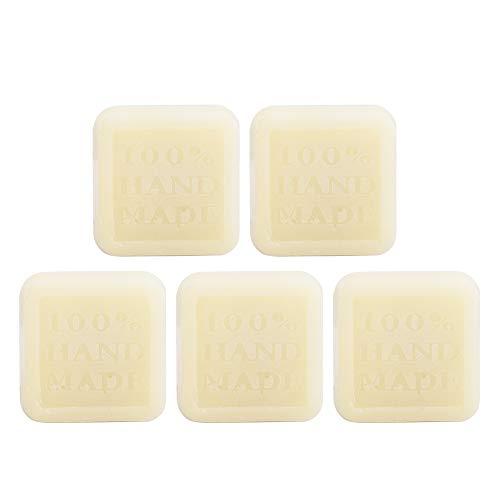 5 Unids Beeswax Cuadrado Mantenimiento Natural Pulsera Pulsera Muebles De Caoba Pulido Pulido Cera Cuadrado Beeswax Blanco