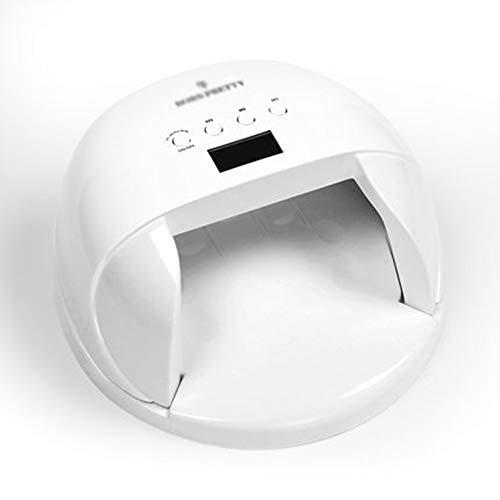 AA-SS-Nail Lamp Dryer Secador de uñas portátil con Aire y luz LED para Esmalte de uñas Normal