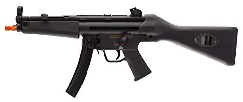 Elite Force HK Heckler & Koch MP5 AEG Automatic 6mm BB Rifle Airsoft Gun, MP5 A4 Elite Series, Multi, One Size (2262061)