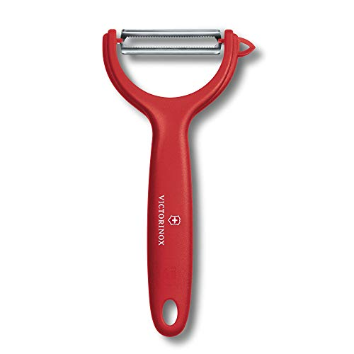 Victorinox Serrated Edge Tomato/Kiwi Peeler, Red, 12 x 6 x 1 cm